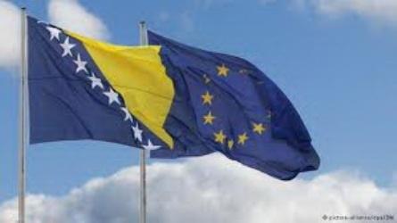 بوسنی رسما تقاضای عضویت در اتحادیه اروپا را ارائه داد