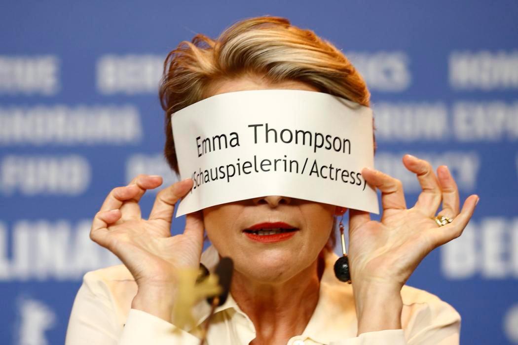 عکس روز: اما تامپسون در برلین