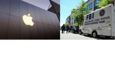 جنگ IOS بین اپل و اف بی آی