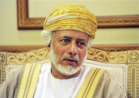وزیر امور خارجه عمان به تهران میآید