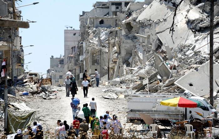 سوریه جنگ
