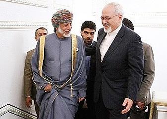 ظریف: سقفی برای روابط با عمان قائل نیستیم