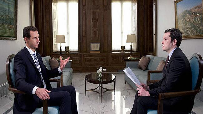 بشار اسد: ۸۰ کشور از تروریست ها در سوریه حمایت می کنند
