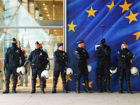 یگان ویژه مهاجران در اروپا تشکیل شد