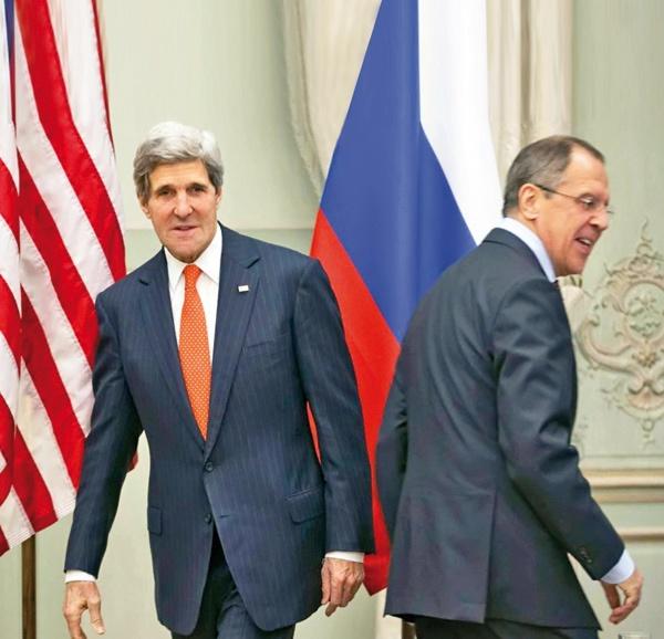 روسیه- و امریکا
