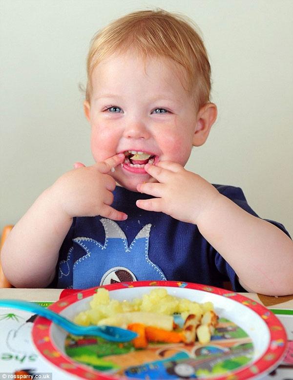 فواید گنجاندن سیب زمینی در رژیم غذایی کودک