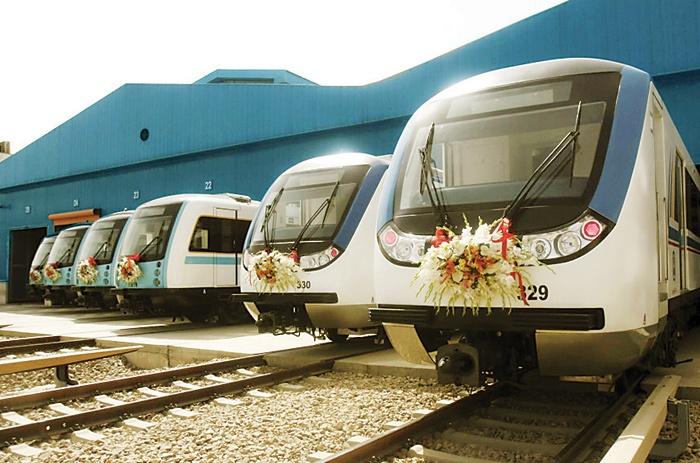 افزایش ۲۷۰ هزار نفری ظرفیت مترو در روزهای پایانی سال