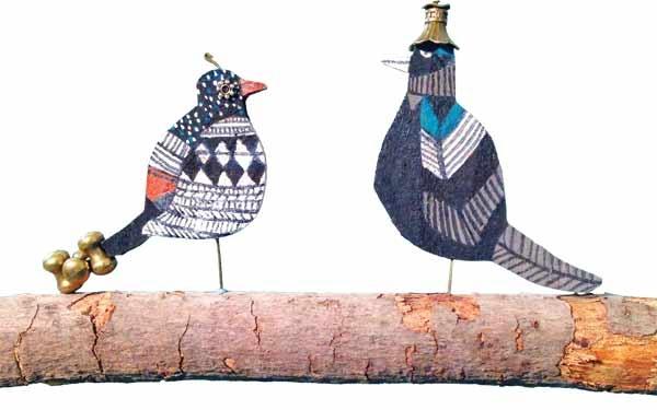 پرندههای من شخصیت دارند!