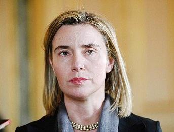 موگرینی: برای بازسازی روابط اقتصادی اروپا به تهران میروم