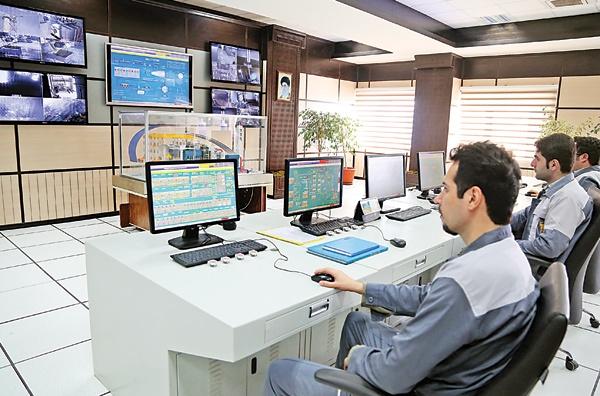 هرساعت ۳ مگاوات ساعت برق در نیروگاه کهریزک تولید می شود