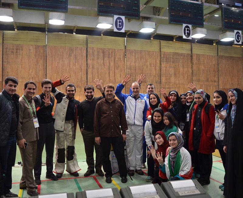 Iran Shooting Team