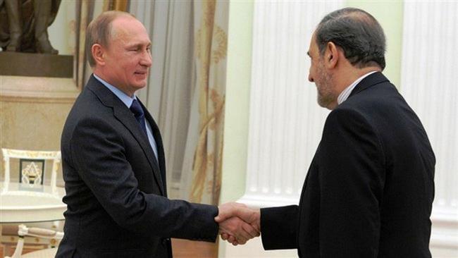 پوتین: روابط روسیه و ایران استراتژیک است