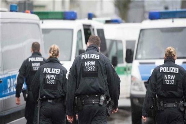 دستگیری سه مظنون تروریستی در آلمان