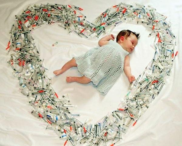 سرنگها و مصایب عاشقانه یک مادر