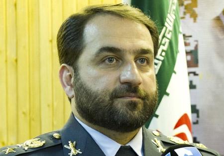 امیر اسماعیلی ۱۹ بهمن روز نیروی هوایی را تبریک گفت