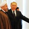 روابط خارجی؛ روحانی به ترکیه میرود، نظربایف به تهران میآید