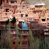 نگاهی به ساختار محلهای روستای تاریخی ابیانه