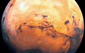 مریخ   به سوی یک سفر مجازی