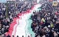 پوشش خبری راهپیمایی ۲۲ بهمن از سوی ۵ هزار خبرنگار و عکاس