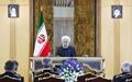 مشروح سخنان رئیس جمهور در جمع سفرای مقیم تهران