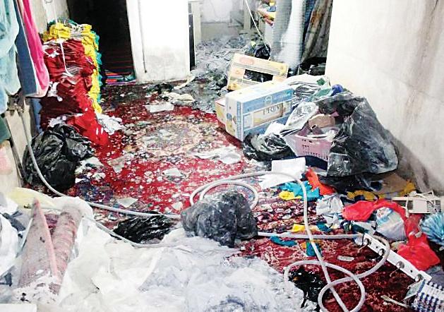 قربانیانی که به پیشواز چهارشنبه سوری رفتند