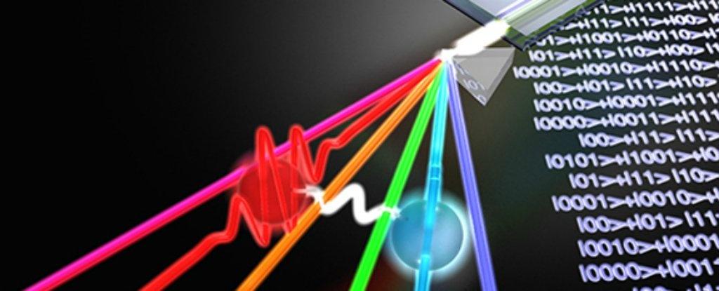 ساخت اولین تراشه کوانتومی نوری در جهان