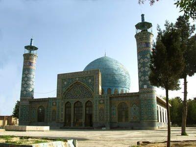 آشنایی با جاذبههای گردشگری شهرستان درگز - خراسان رضوی