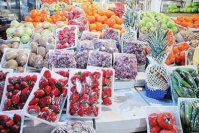 فرصت یک میلیارد دلاری ایران برای صادرات میوه به روسیه