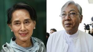 انتخاب نخستین رئیس جمهور غیرنظامی میانمار