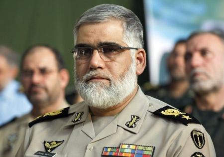 هدف اصلی نیروهای مسلح ارتقا اقتدار کشور است