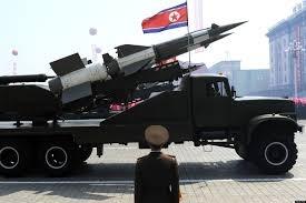 ادامه تنش در شبه جزیره کره   کره شمالی یک موشک بالستیک شلیک کرد