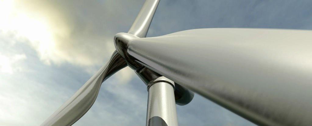 ساخت بزرگترین توربین بادی جهان در آمریکا