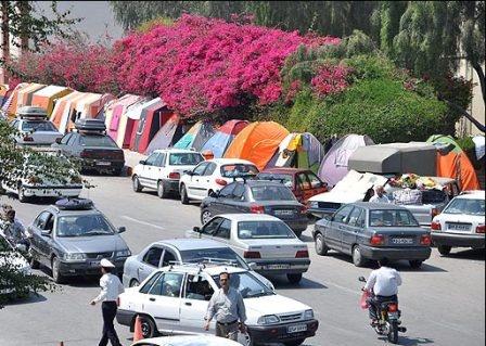 آمار مسافران نوروزی تا سوم نوروز ۹۸   هنوز اوج سفرهای نوروزی آغاز نشده است