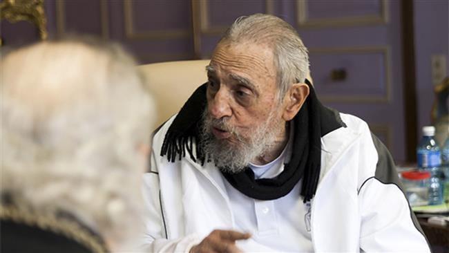 انتقاد فیدل کاسترو از سفر اوباما به کوبا و سخنان وی