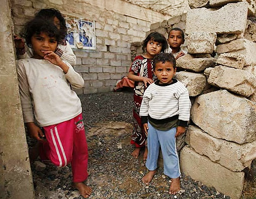 کودک یمن