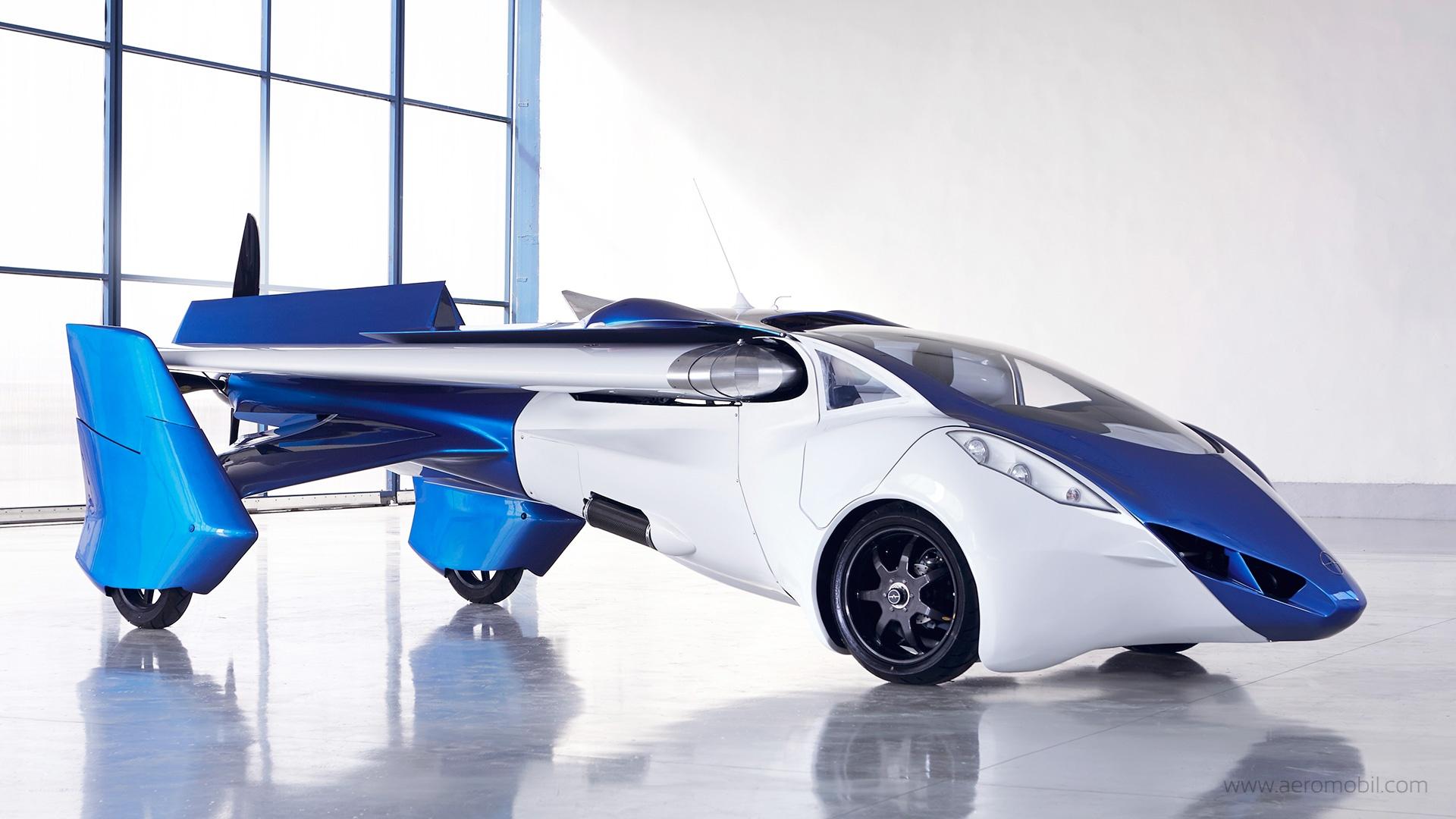 خودرو پرنده