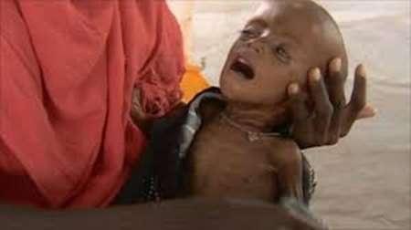 ۱۶میلیون نفر در جنوب آفریقا با خطر گرسنگی روبرو هستند