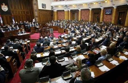 پارلمان صربستان برای عضویت در اتحادیه اروپا منحل شد