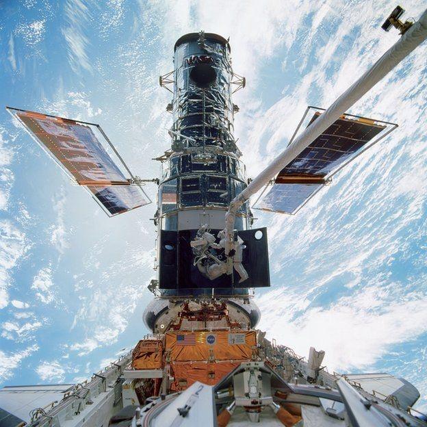هابل دورافتادهترین کهکشان جهان را کشف کرد