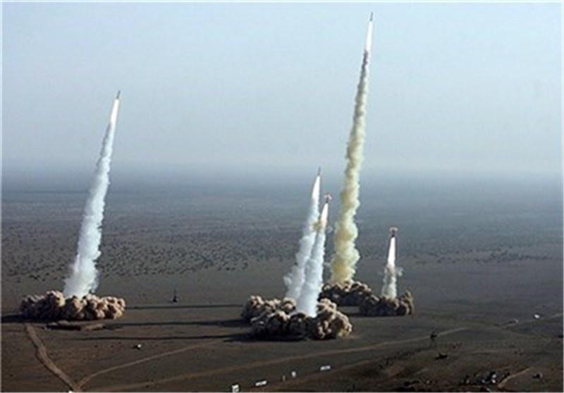 آغاز مرحله نهایی رزمایش موشکی سپاه با شلیک موشکهای بالستیک از سیلو