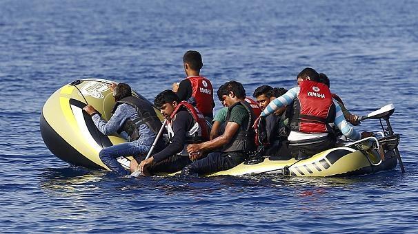 ۴۰۰۰ آواره تاکنون در مسیر رفتن به اروپا جان باختند