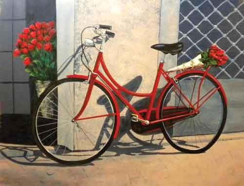 دوچرخه شماره ۸۲۵