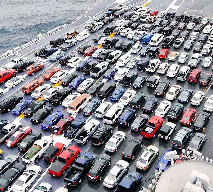 خودرو در صدر واردات از امارات