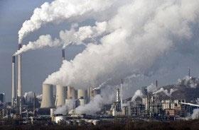 نقش خاک در ذخیرهسازی گازهای گلخانهای