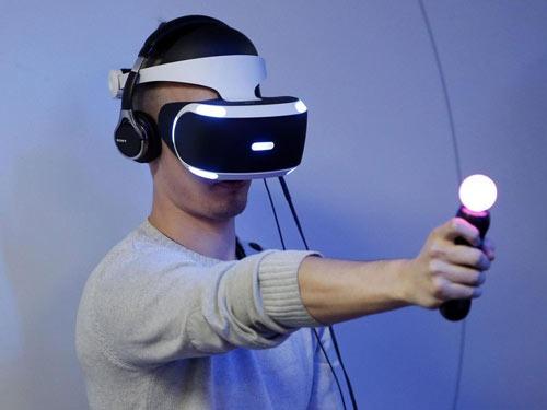 هدست واقعیتگرای مجازی برای کامپیوتر