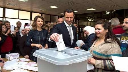 انتخابات پارلمانی در بحبوحه تحولات میدانی و سیاسی سوریه