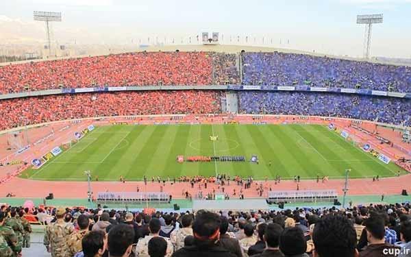 شهرآورد پرسپولیس و استقلال با شعار «ورزشگاه بدون زباله زیباست»
