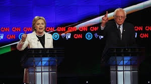 سندرز و کلینتون در مناظره انتخاباتی به یکدیگر تاختند