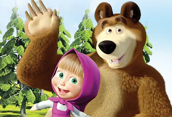 یک میلیارد بیننده برای انیمیشن روسی