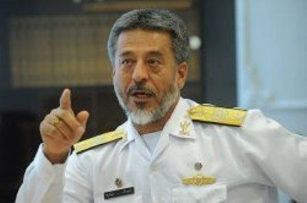 نیروی دریایی در مقابل هرگونه تهدیدی آماده جانفشانی است